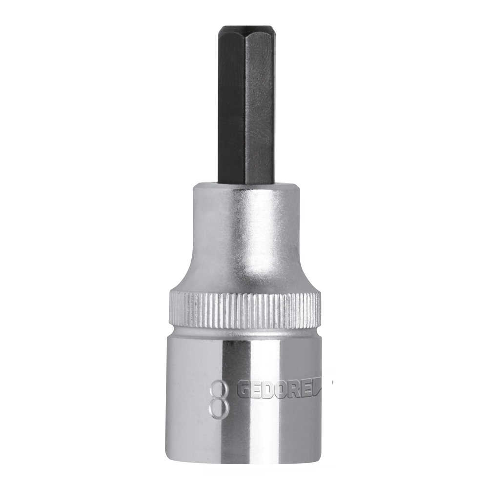 Chave soquete 1/2″ hexagonal, mm